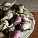 Berenjena de almagro - Solanum melongea 100 semillas