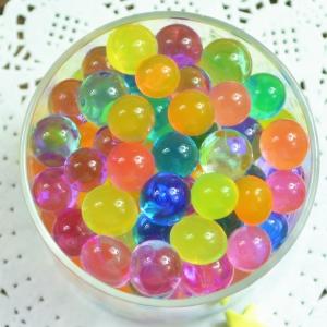Perles de gel multicolore 1 paquet